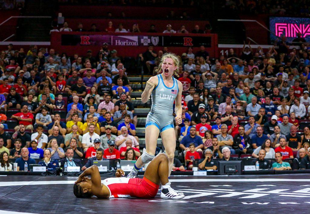 USA World Team Taking Shape – Tech-Fall